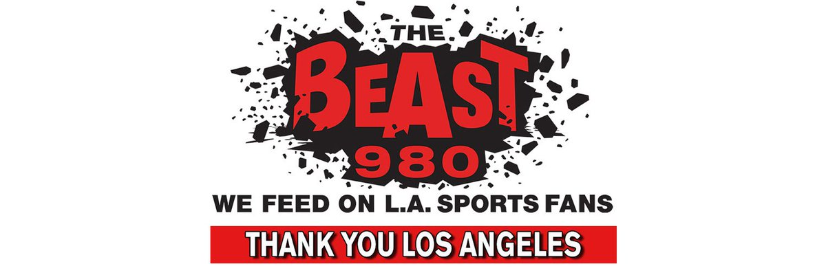 Mon., Feb. 29 is the final day for The Beast 980. Please join us as we say goodbye. -  https://t.co/jo6V5GNWlL https://t.co/VPvhAlJTCR