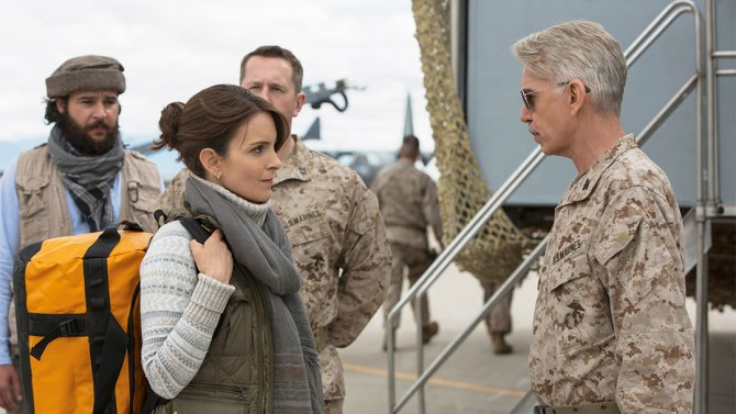 Review: Tina Fey in
