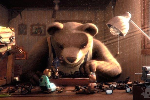 Congrats to #Oscars winner 'Bear Story' on Best Animated Short Film! #Oscars https://t.co/fclV0vkneO