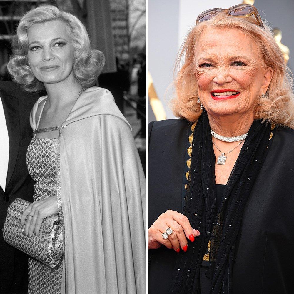 #Oscars then & now...Gena Rowlands in 1975 & 2016 https://t.co/uPpEGTZCi2