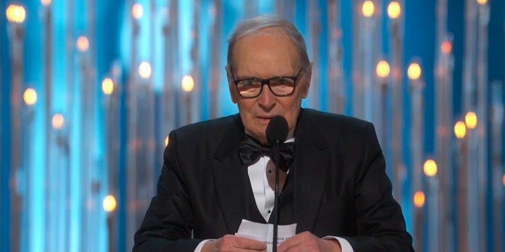 Ennio Morricone, Oscar za soundtrack