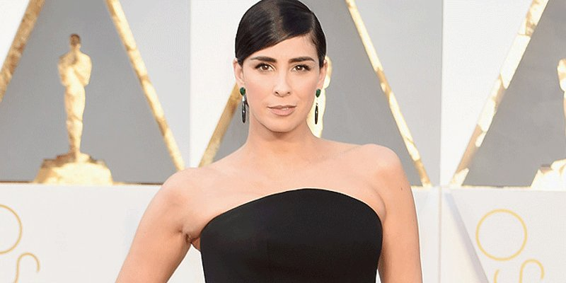 Sarah Silverman lays into James Bond at the
