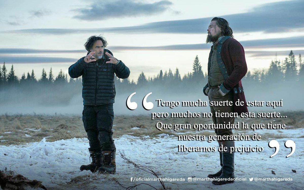 Excelente mensaje de #Iñárritu!! #Oscars https://t.co/5VYHcxouze