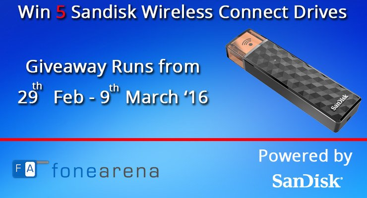 SanDisk Connect Wireless Stick Giveaway https://t.co/jmWxeuKOpQ https://t.co/UKAUCUjQLv