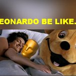 RT @9xmHaqSe: All he needed was a bear ;) #Oscars #Oscars2016  @LeoDiCaprio @TheAcademy & EddyTeddy  Now he can sleep in peace ;) https://t…