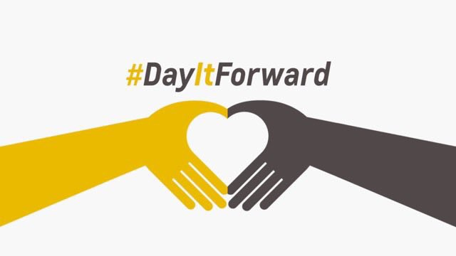 It's #LeapDay. Spend your extra 24 hours doing something good for others. #DayItForward https://t.co/HRrI1yh7qL