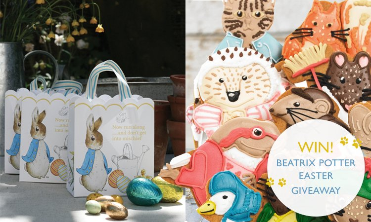 We've teamed up with @BiscuiteersLtd to bring you our Beatrix Potter themed #giveaway! >> https://t.co/iRpmbEmlzW https://t.co/8WUEnXKDz2