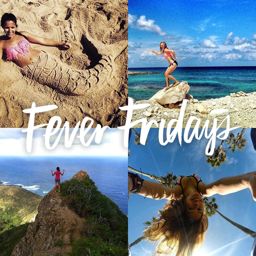 A few winners from last Friday—now queue up your insta-skills for THIS Friday! ???? #FeverFridayContest https://t.co/5tQscAlKf6