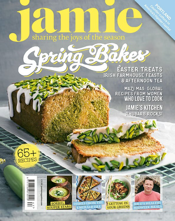 RT @JamieMagazine: Our new issue hits the shops TODAY! Pick one up for loads of tasty ideas to welcome in the spring #eattheseasons https:/…