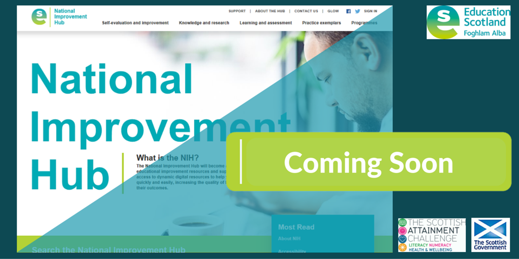Coming soon ... a major new portal for educational improvement materials and resources. https://t.co/g2AahPhrUF https://t.co/EorEbNHFnA