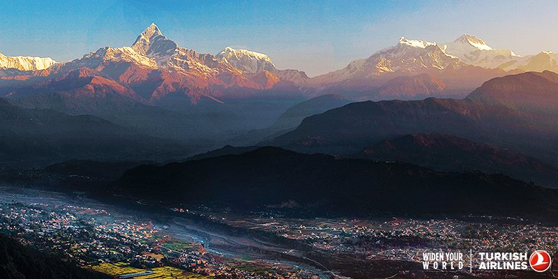 Get ready to take a captivating journey into Nepal with @SkylifeMagazine at: