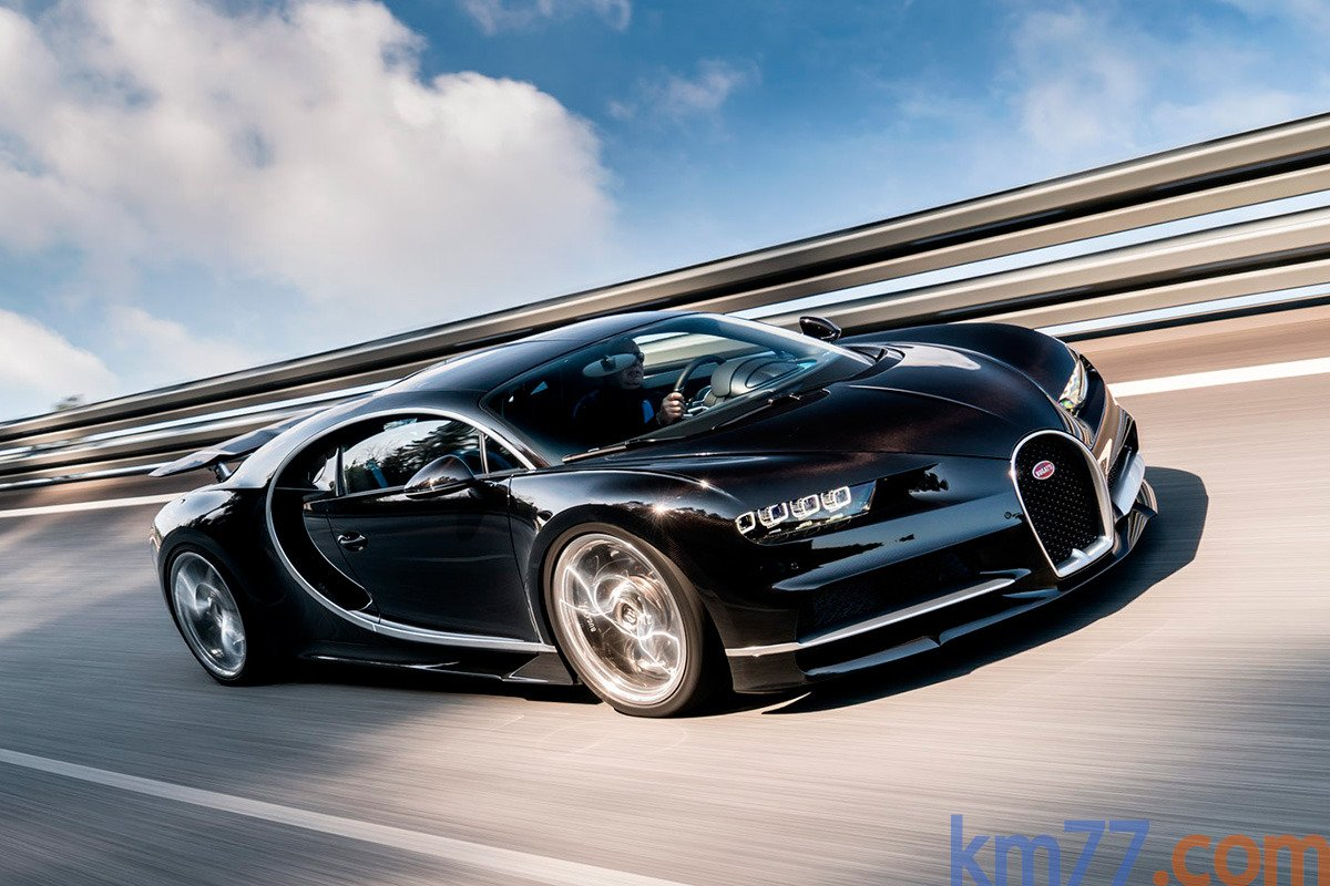 #Bugatti #Chiron. Motor V16 de gasolina, 1500 CV y 420 km/h. Sustituye al Veyron. #GIMS https://t.co/X47oCj0GhK https://t.co/i30x15VeoG