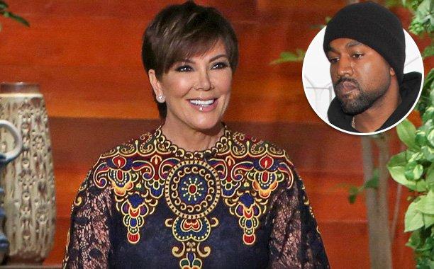 Kris Jenner says Kanye West's tweets get