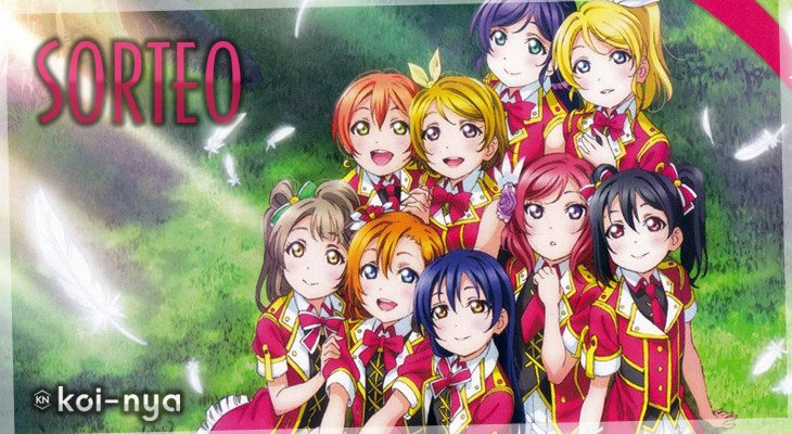 #Sorteo Llévate con @koinya una copia del último single de μ's #LoveLive https://t.co/JJh4w1Dxl1 https://t.co/sFpp7OWpwS