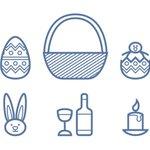 ⬇ Free download: Easter Icon Set https://t.co/hfscGxdBaK https://t.co/bEaCD1DbHJ