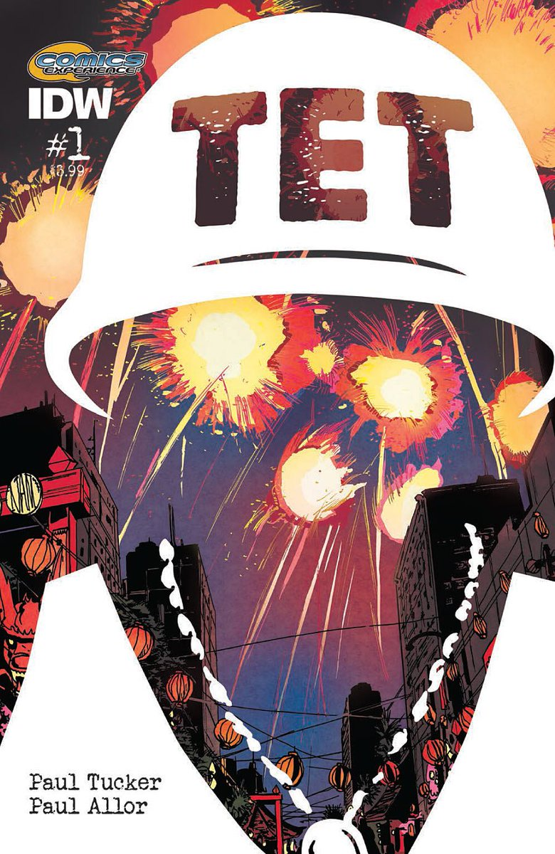 TET is an amazing book by @PaulAllor and @paul_tucker - the FOC for the TPB is today - go order yourself a copy! https://t.co/WsmgWeCLLw