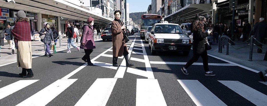 Reading: 車多路窄?看京都人以堵車來解決堵車問題! https://t.co/WyBqy2XVYF https://t.co/MYhpY9yRST