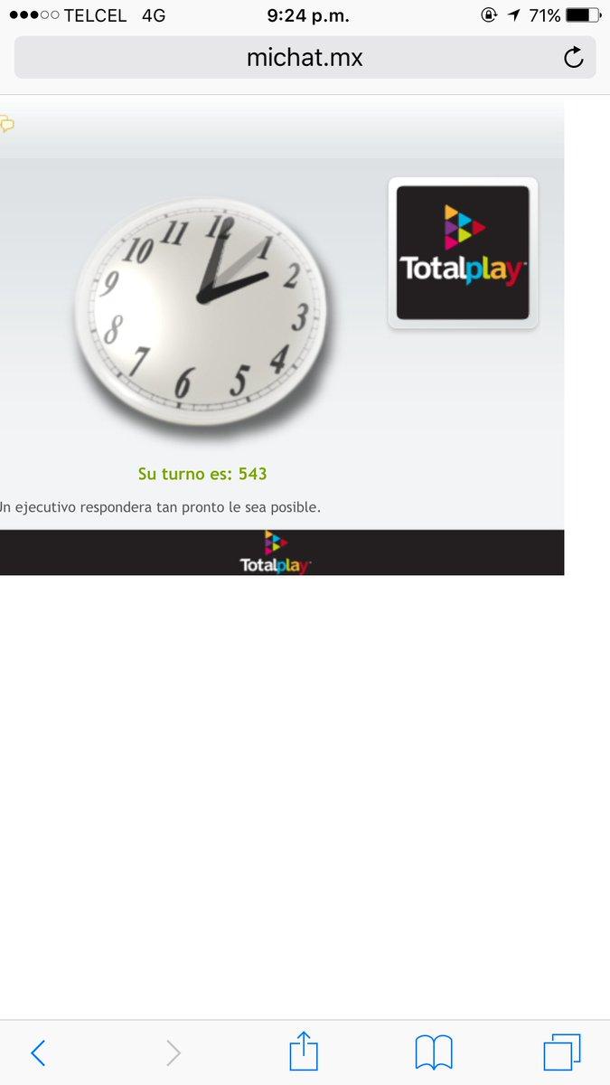 que les parece el soporte de on line de @totalplaymx @TotalplayAyuda? el teléfono obvio no sirve.  por favor RT https://t.co/rSqfoz7tJb