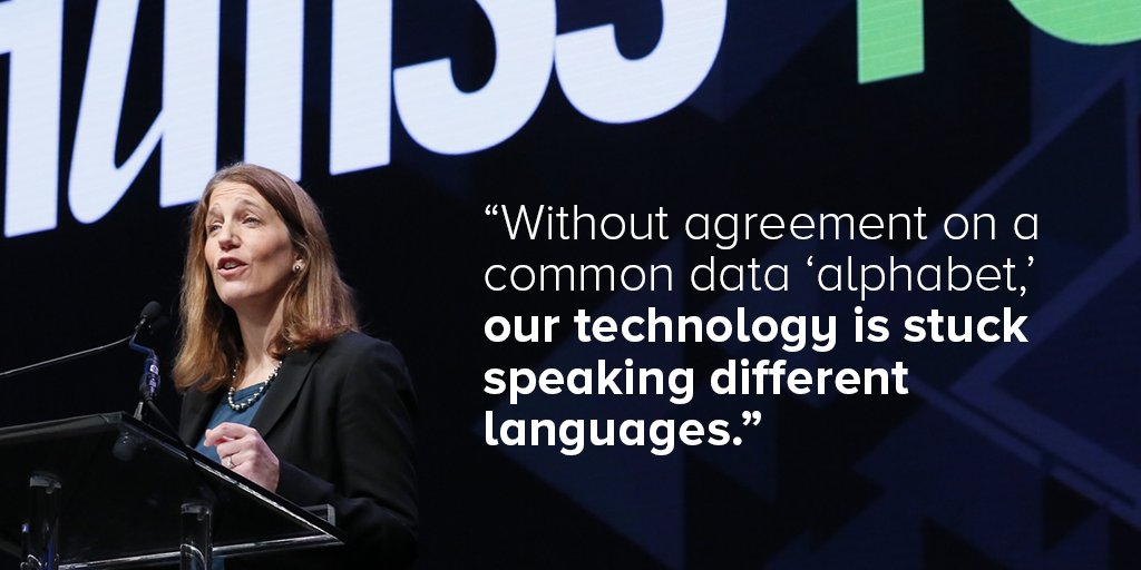 .@SecBurwell: EHR giants among those taking pledge to standardize health IT https://t.co/KX8eZzyIVv #HIMSS16 https://t.co/wVnLCiXRPg