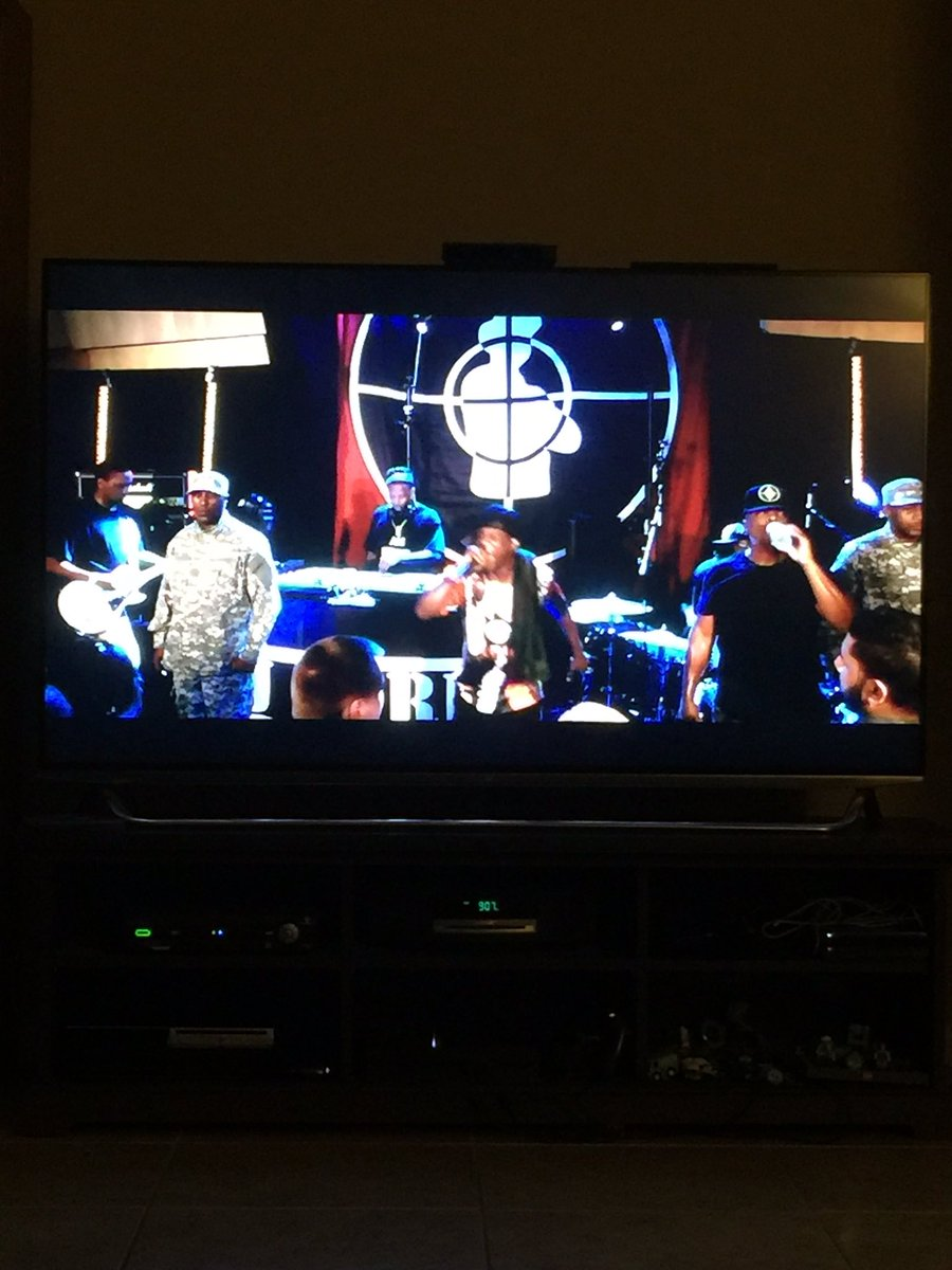 "Do yourself a favor and watch @PublicEnemyFTP ""Live @ Metropolis Studios"" https://t.co/w5eEzvALjL"