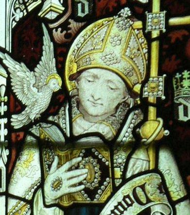 Who was St David? Read on @odnb https://t.co/iqRkYFz8FJ #StDavidsDay https://t.co/bbV8tn78My
