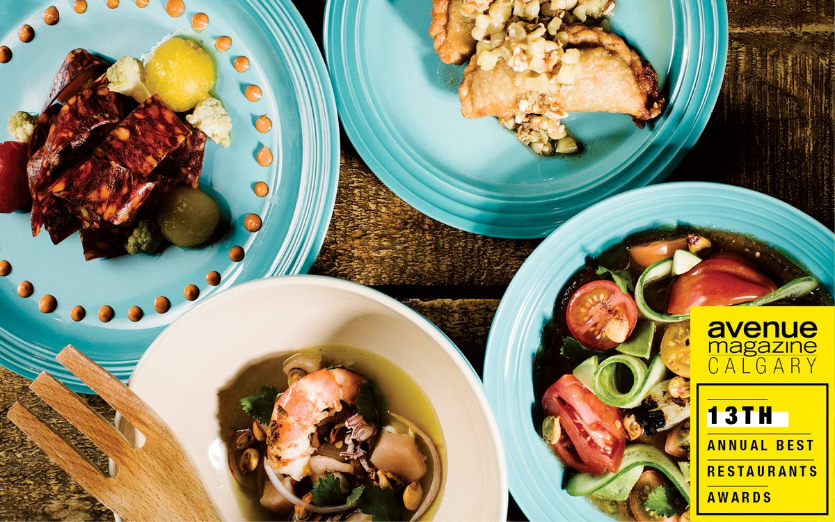 We went. We ate. We judged. Our full #bestrestaurantsyyc list is out. https://t.co/Cj7bCUL5z5 https://t.co/9gJcuTtxoM