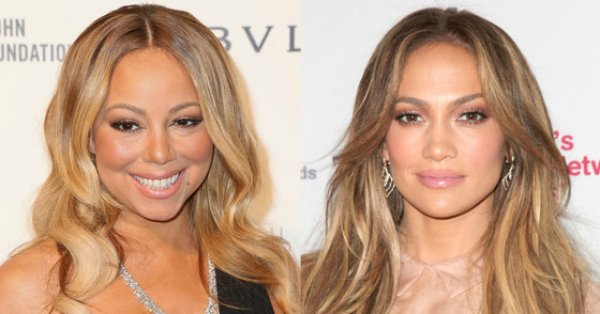 Jennifer Lopez denies that she's feuding with Mariah Carey: