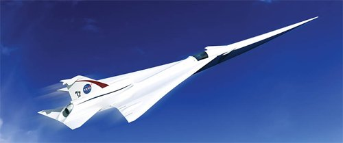 Will supersonic flights be viable again over pop. areas? @icao will help decide
