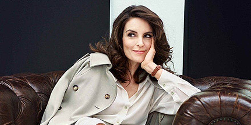 Tina Fey's greatest challenge as an actress 'is just getting older'