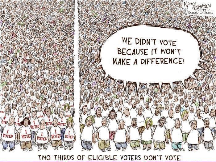 Tweeting about the candidates won't effect the results. Get out and VOTE today. #SuperTuesday https://t.co/qo6PgHn7d5