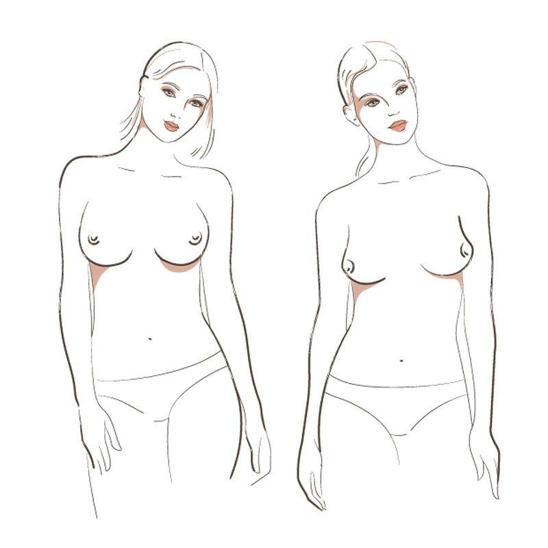 boob shape pics