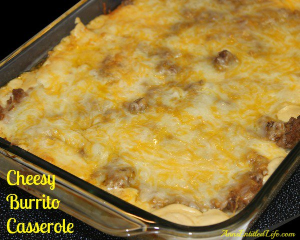 Cheesy Burrito Casserole https://t.co/vE4uXmhccK #recipe #RecipeOfTheDay #dinner https://t.co/4PBdT9qGxv