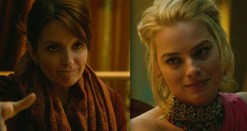 Check out this exclusive clip from Tina Fey & Margot Robbie's new film