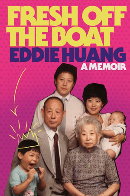 Happy Birthday to @MrEddieHuang! The TV show FRESH OFF THE BOAT is based on his bestselling memoir of the same name. https://t.co/rDSywADETm