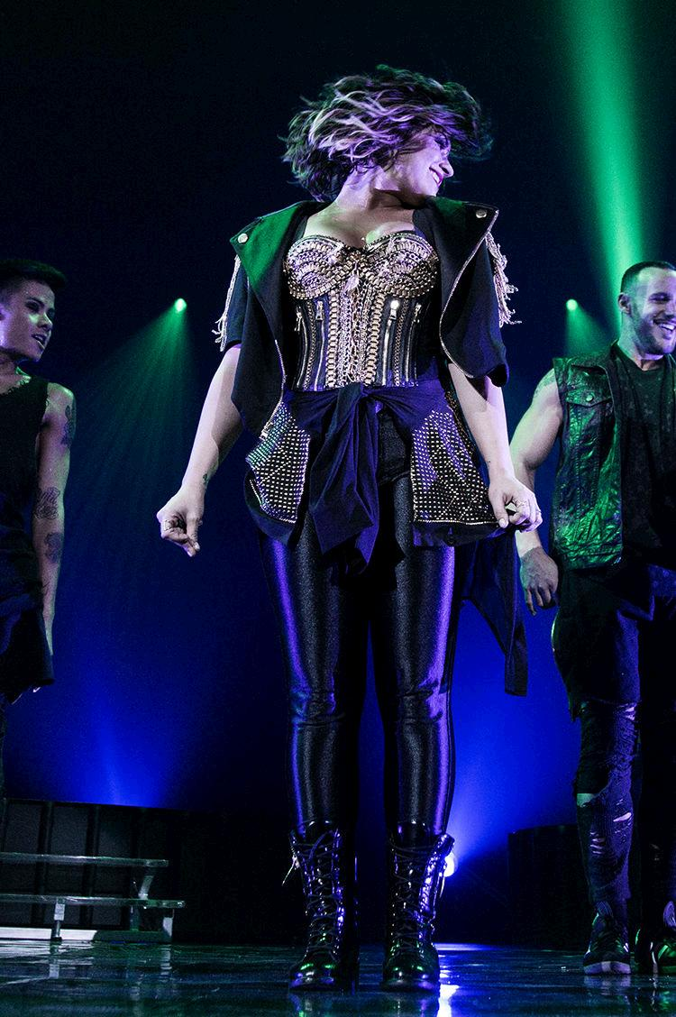 The jacket that @ddlovato wore on her world tour could be yours! Bid now: https://t.co/Fih4uH0vMc https://t.co/IpjK3if6pY