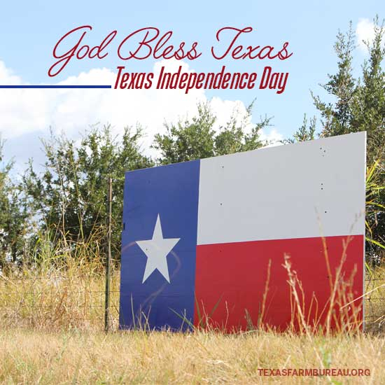 #Texas. Our Texas. Today we celebrate 180 years of Lone Star pride. #TexasIndependenceDay https://t.co/6Dza0caIC9