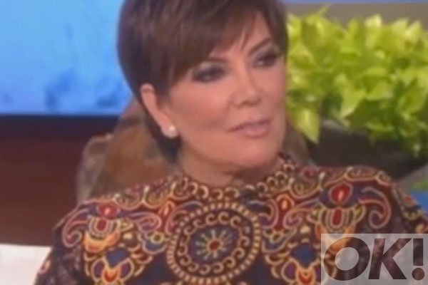 Kris Jenner admitted she was confused about Caitlyn dating men: