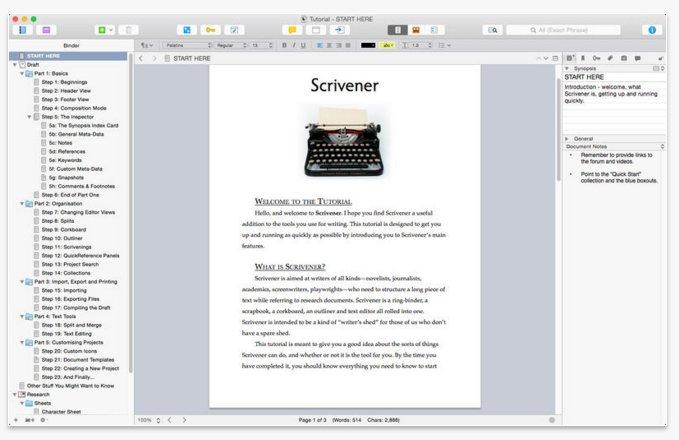 Authors and poets, it's coming to #iOS. https://t.co/SLpcNWREmI #MacSales @ScrivenerApp https://t.co/D4uZiQVrv1
