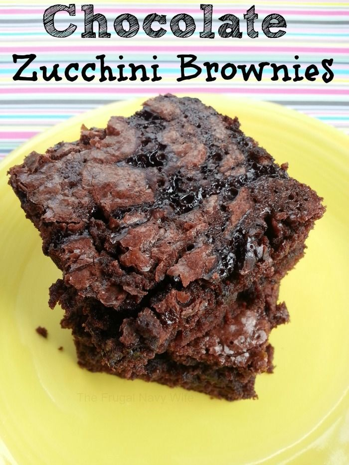 The Best Chocolate Zucchini Brownies YUM!  https://t.co/BrsxBv6DTO  #dessert #brownie #recipe https://t.co/UoxuG0FUIc