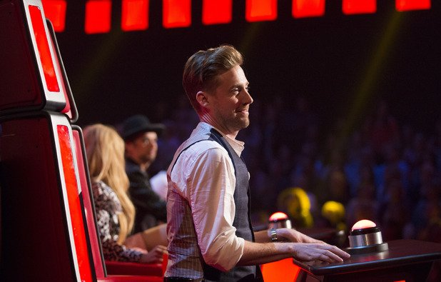 Has Ricky Wilson changed his mind about quitting The Voice?