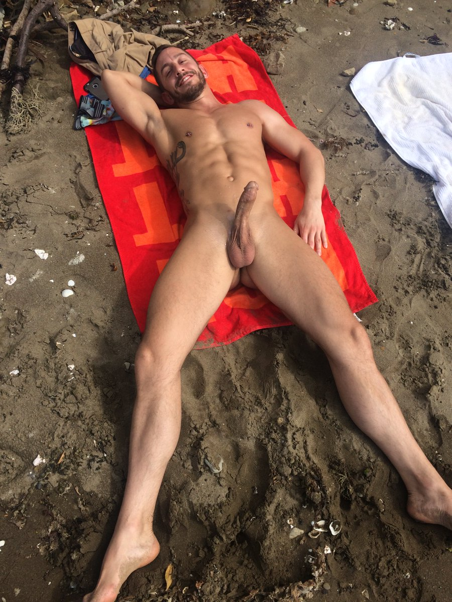 Nude beach realness. Zoom in for a nice surprise.  #newZealand #beachBlowjob #nudebeach #cum https://t.co/2rJ68YkVQa