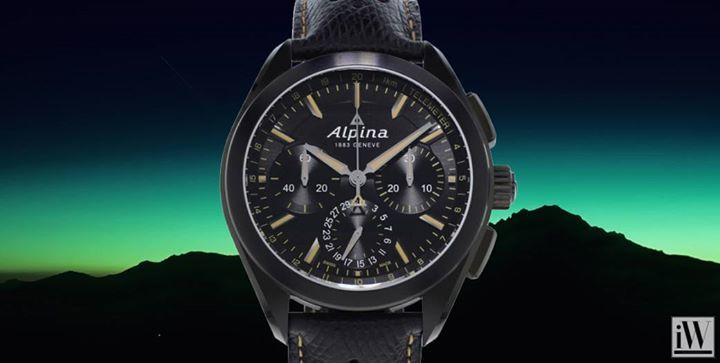 Alpina gears up for Baselworld with the launch of their first in-house manufacture flyback chronograph. In 2015, th… https://t.co/2YhigTu7nB