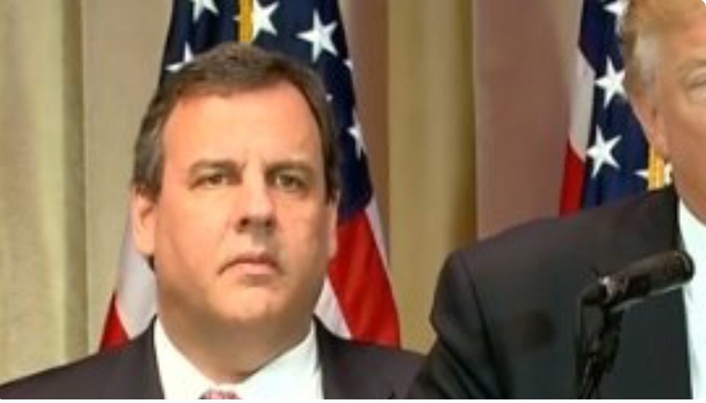 The look on your face when you realize you've just sold your soul to the devil. #FreeChrisChristie #NeverTrump https://t.co/4EMMCAt7d3