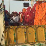 You know you are in Rajasthan when you see Colour.:) #India https://t.co/n0UZfz111B