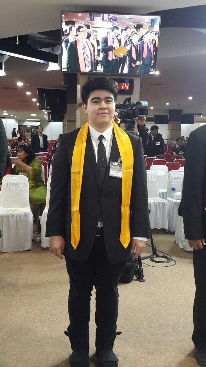 Thx dad! RT @PastorGilbertL: Congratz my Son @GarrenRL mendpt kepercayaan Tuhan mjd Pdp dari Gereja Bethel Indonesia https://t.co/HokCm0I4kp
