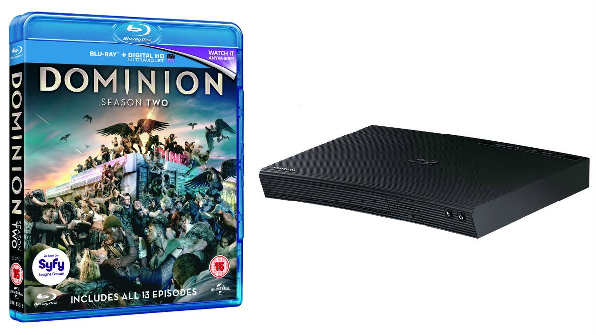 Follow us and RT for a chance to win a Blu-ray player and copy of Dominion ahead of its March 7th release https://t.co/1PNF1z6Gte