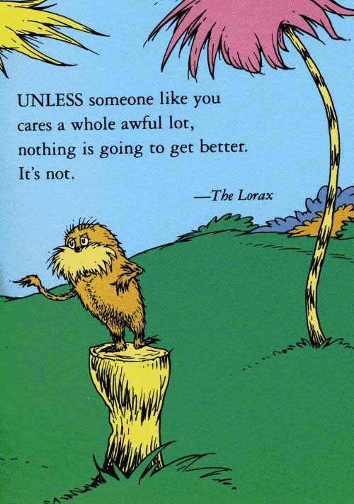 Happy #DrSeussDay! Words big or small, he could speak to us all! https://t.co/ASGAnPyaLa