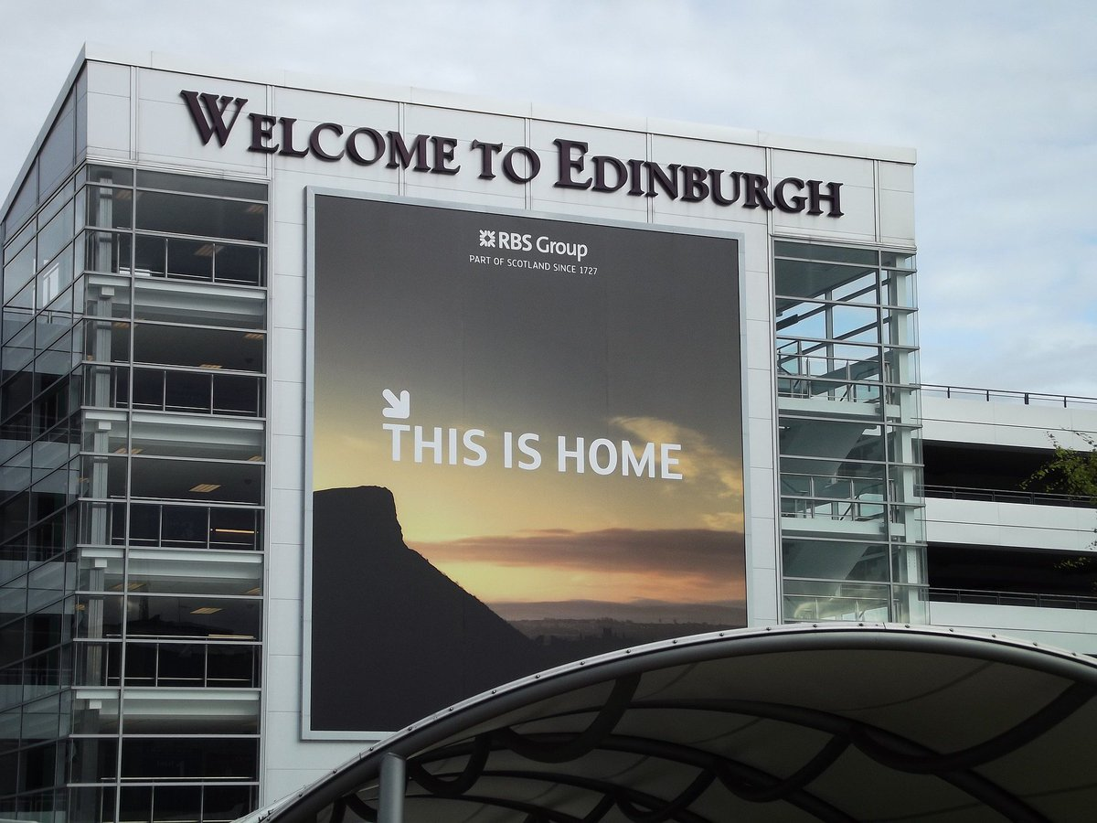 RT @ScotlandB2B: Edinburgh Airport marks the start of centenary celebrations @EDI_Airport HappyBirthday https://t.…