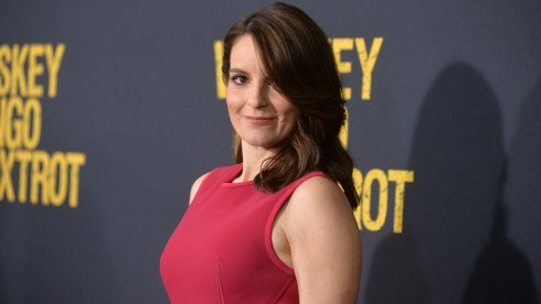 Tina Fey says it's a