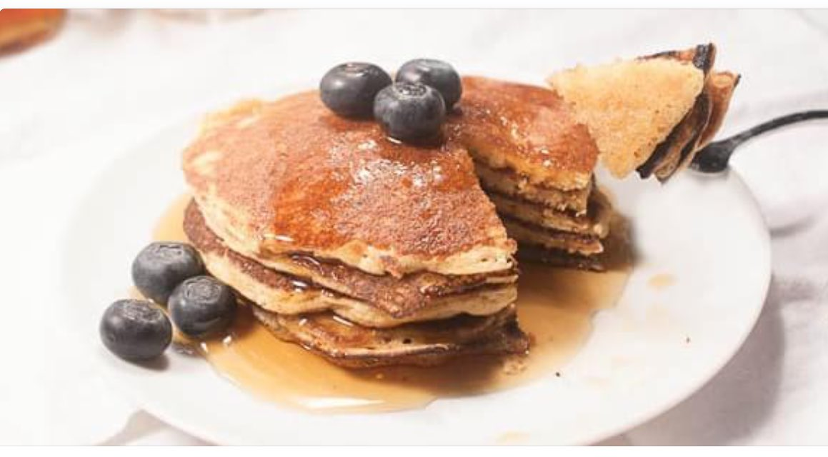{Recipe Spotlight} Lemon Ricotta Pancakes from @ElleTheBaker https://t.co/q2jcpLRgze #celiac #glutenfree https://t.co/d7eJeXOw7a